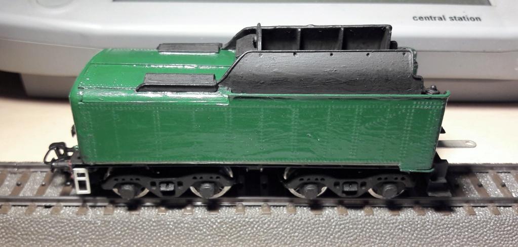 Construction d'un kit DJH de locomotive SNCB type 1.002 - Page 11 Tender16