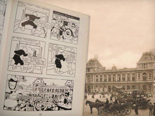 Nouveautés Ferroviaires 2020 ( Märklin Roco Noch Piko etc )  - Page 6 Tintin10