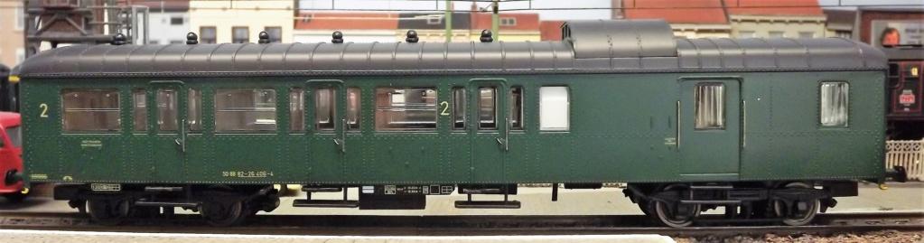 A vendre voiture L mixte 2Cl/Fourgon SNCB - TSO 3619 - époque IV Voitur13