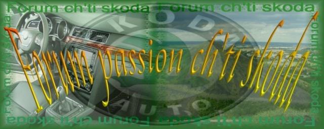 Forum passion ch'ti skoda