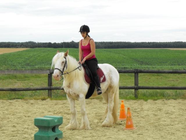 Une photo de vous et votre cheval Dscf1016
