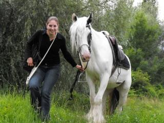 Une photo de vous et votre cheval Dscf1030