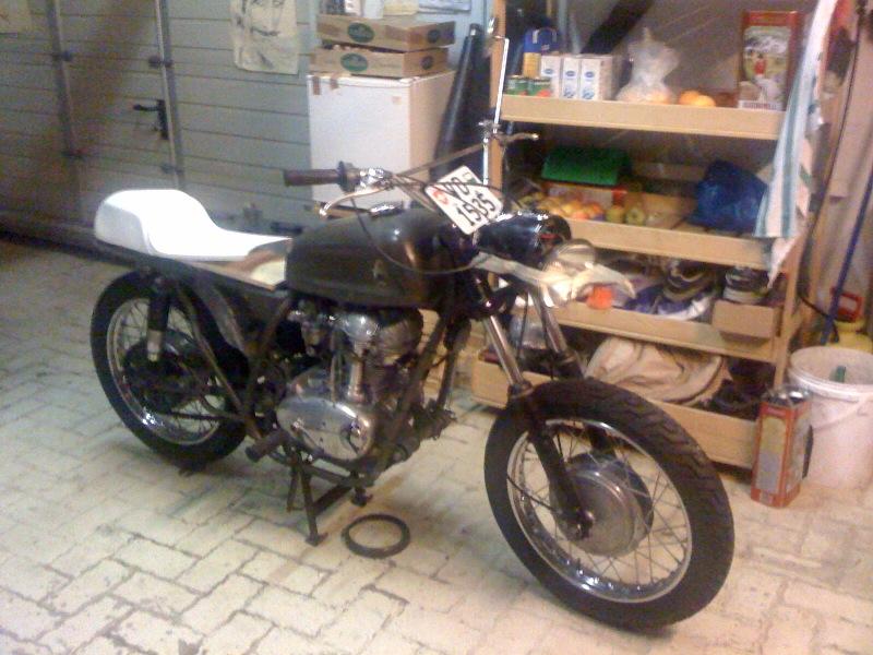 Condor 1975 (ducati 350) modif Condor11