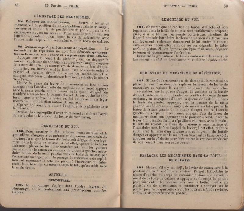 documentation sur le lebel Ep15410