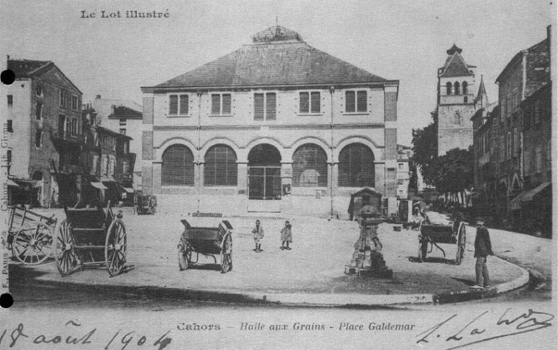 Votre ville en 1912 Halle10