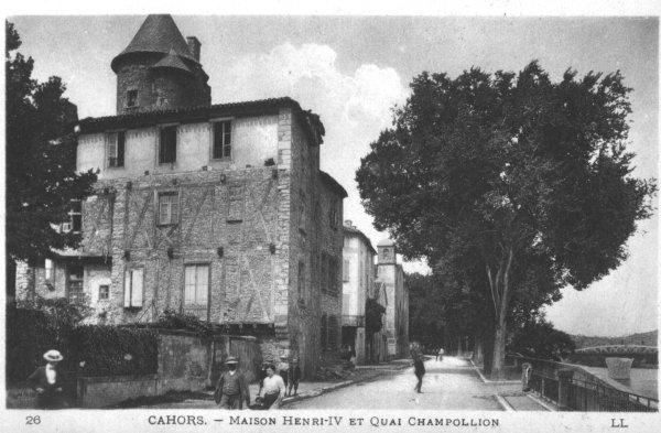Votre ville en 1912 Maison11