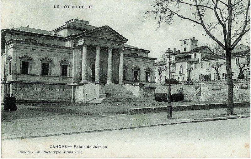 Votre ville en 1912 Palais10