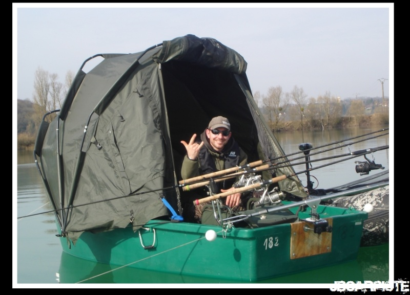 "Mon ""Carp'Boat"" / ""Silur'Boat"" FunYak 3.50 - Page 2 Dsc02910"