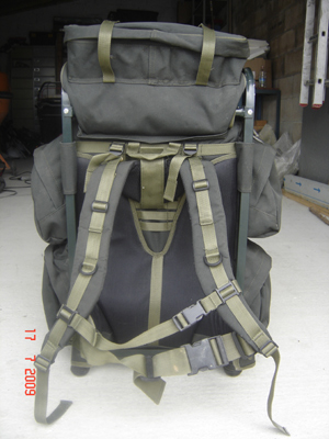 ruckbox Sac-ar10