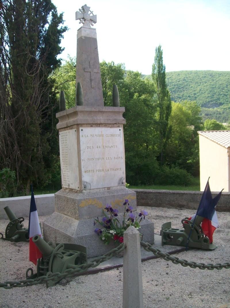 Mémoires de pierres de la Grande Guerre et des Autres - Page 8 Montbr10
