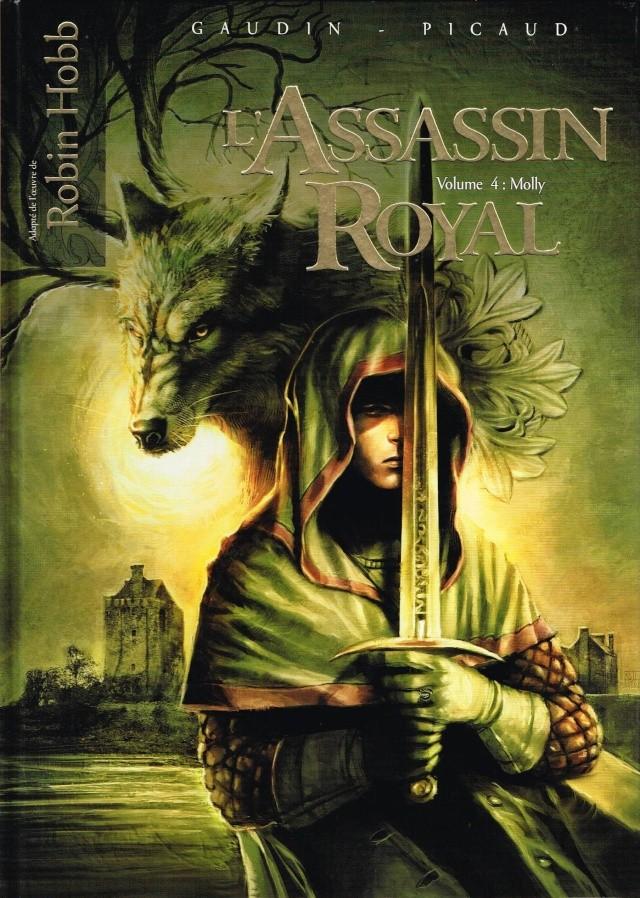 Adaptation des romans de Robin Hobb Rh410