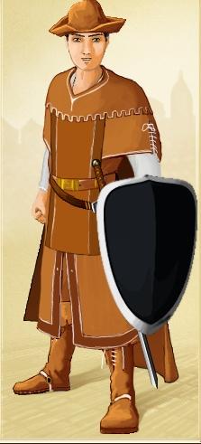 Zantor - tentative de révolte - Argonne nuit du 08 au 09 mai 1461- Zantor10