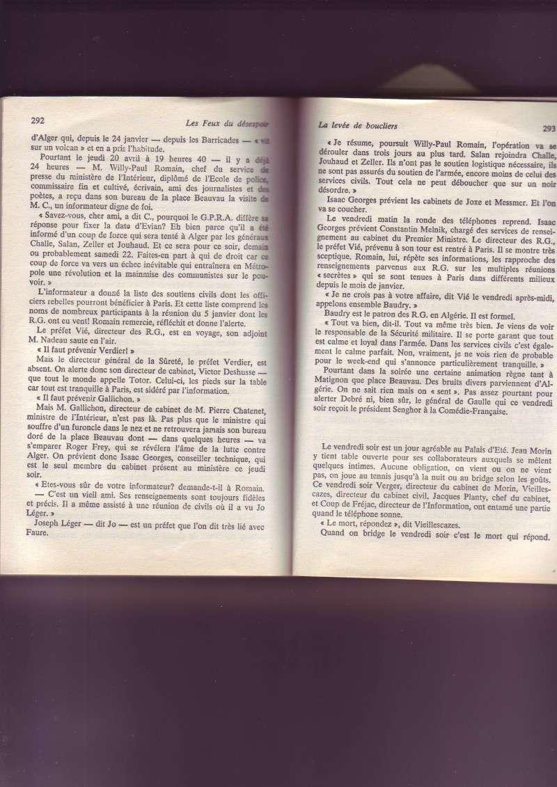 """-Le """"ratage"""" du putch des Généraux Alger 1961, les causes...... Image011"""