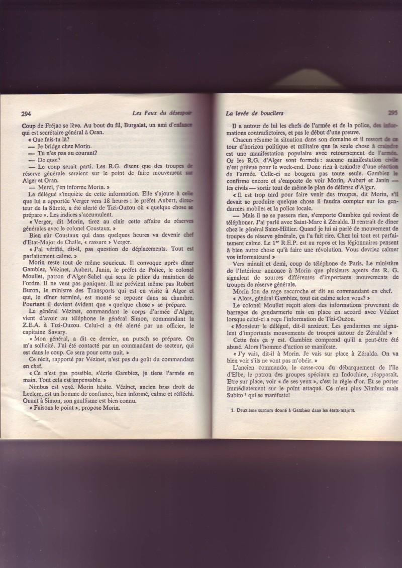"""-Le """"ratage"""" du putch des Généraux Alger 1961, les causes...... Image012"""