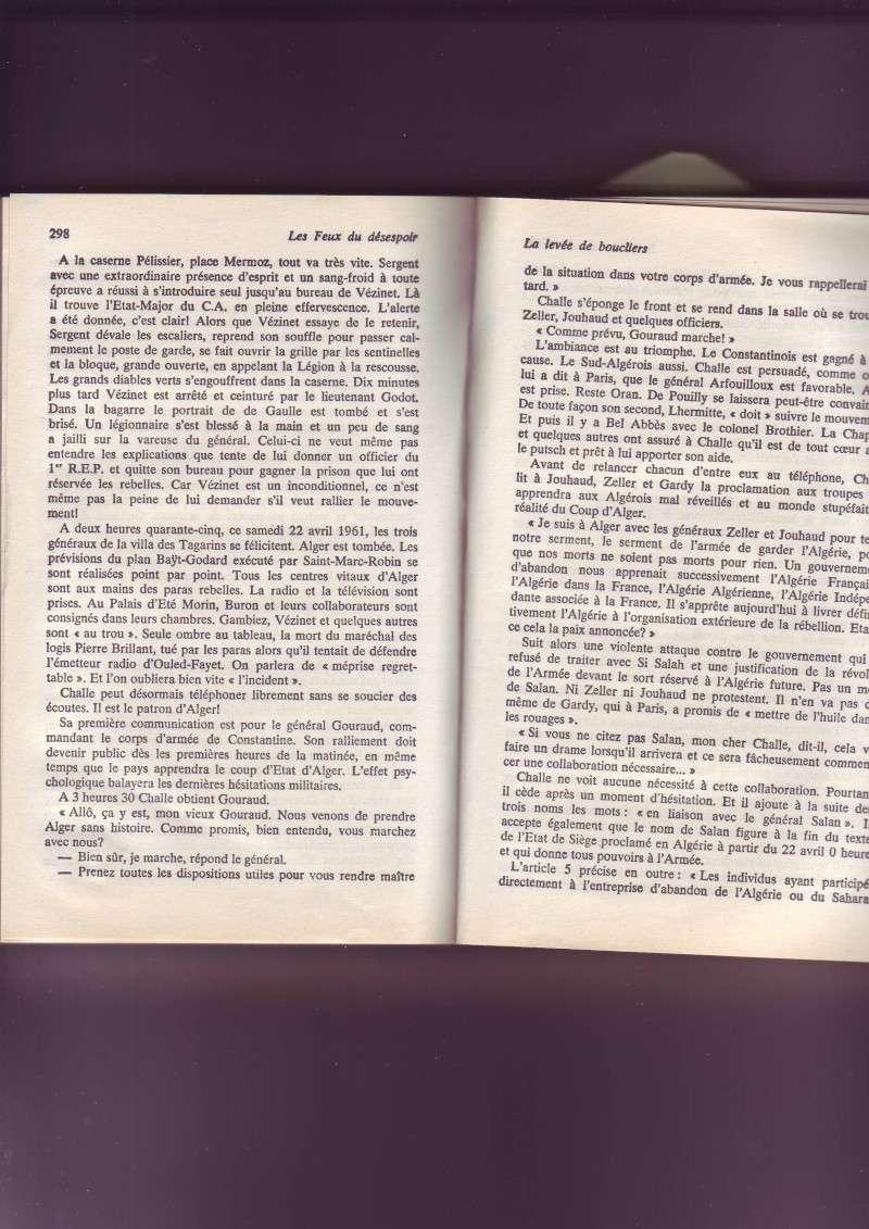 """-Le """"ratage"""" du putch des Généraux Alger 1961, les causes...... Image014"""