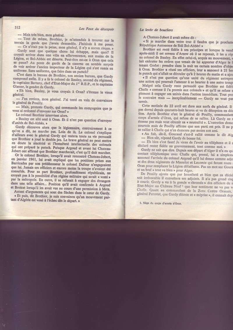 """-Le """"ratage"""" du putch des Généraux Alger 1961, les causes...... Image029"""