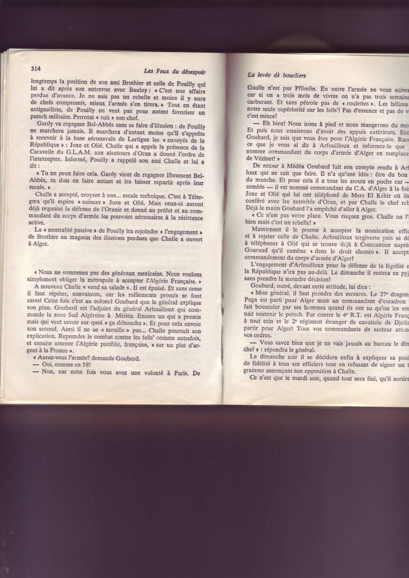 """-Le """"ratage"""" du putch des Généraux Alger 1961, les causes...... Image030"""