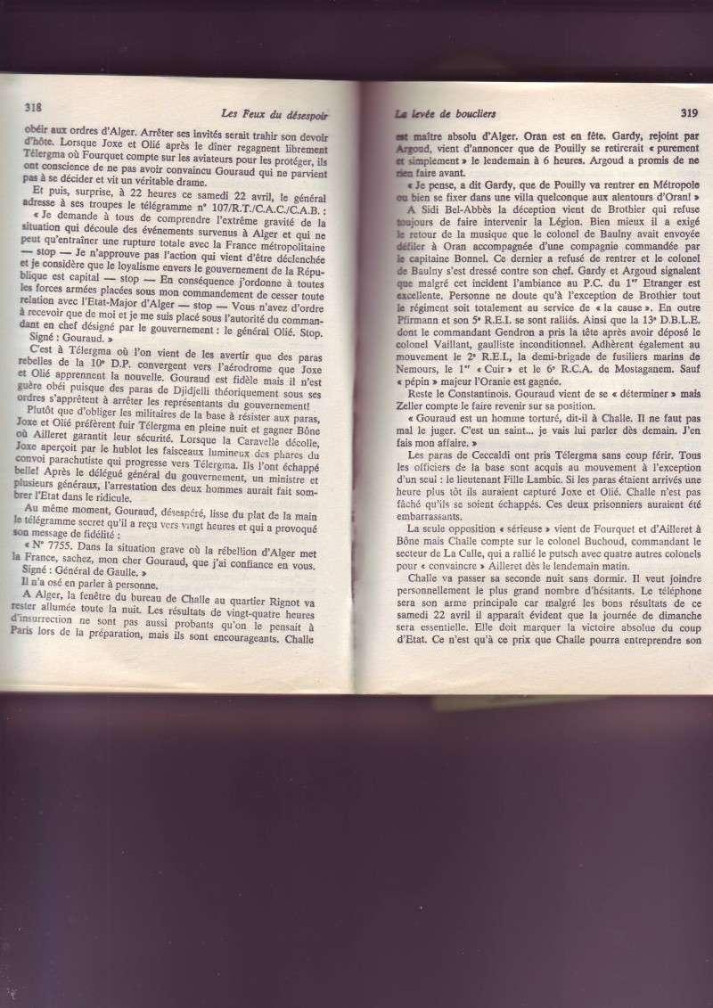 """-Le """"ratage"""" du putch des Généraux Alger 1961, les causes...... Image032"""