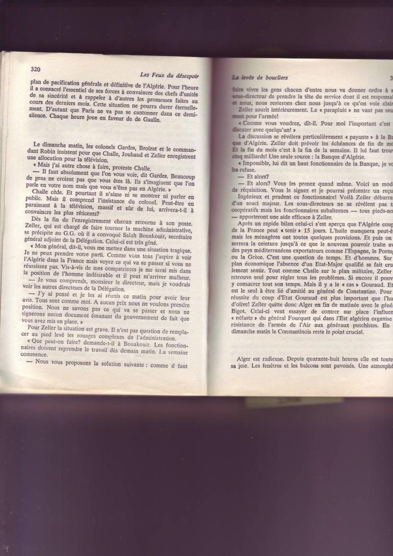 """-Le """"ratage"""" du putch des Généraux Alger 1961, les causes...... Image033"""
