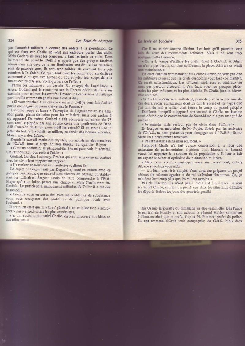 """-Le """"ratage"""" du putch des Généraux Alger 1961, les causes...... Image039"""