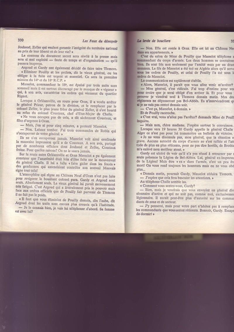 """-Le """"ratage"""" du putch des Généraux Alger 1961, les causes...... Image042"""