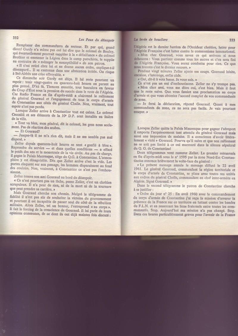 """-Le """"ratage"""" du putch des Généraux Alger 1961, les causes...... Image043"""