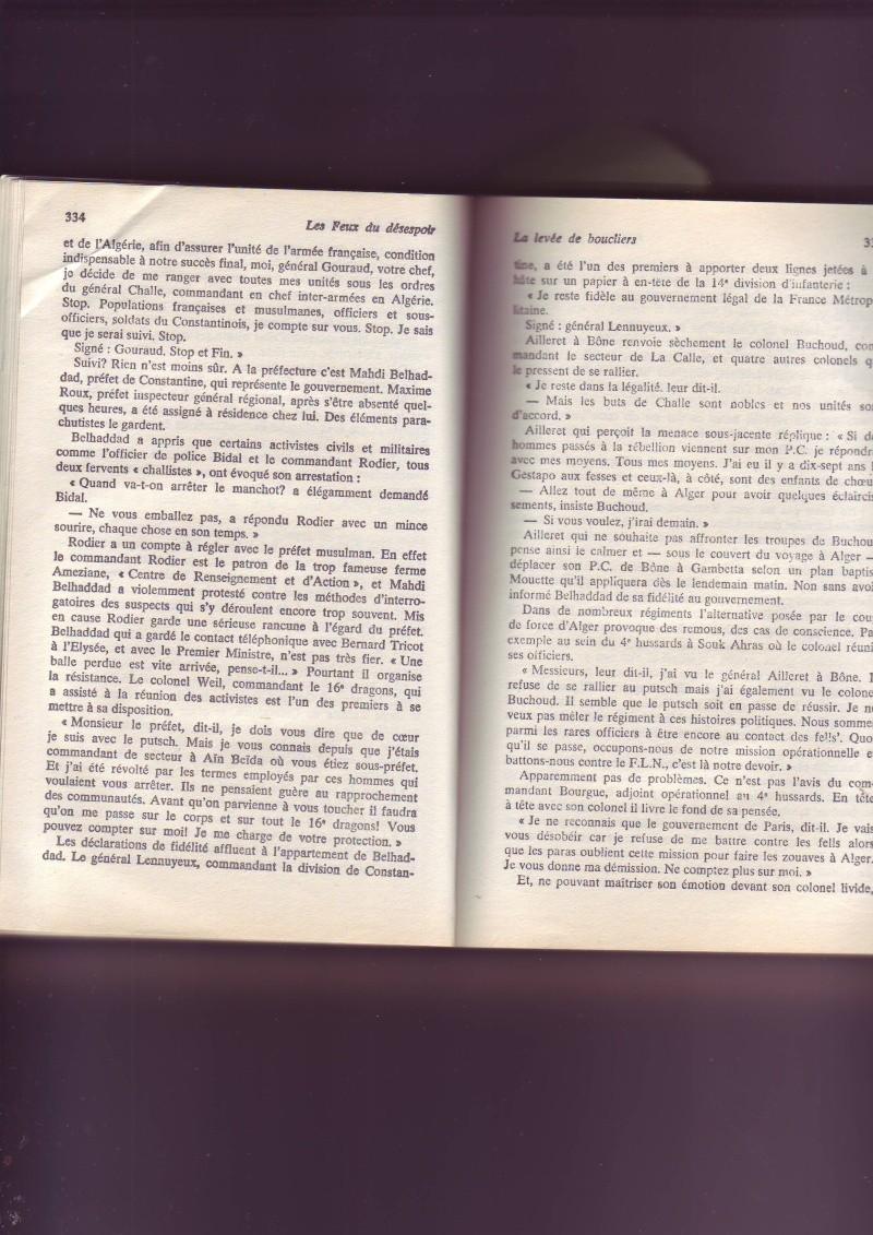 """-Le """"ratage"""" du putch des Généraux Alger 1961, les causes...... Image044"""
