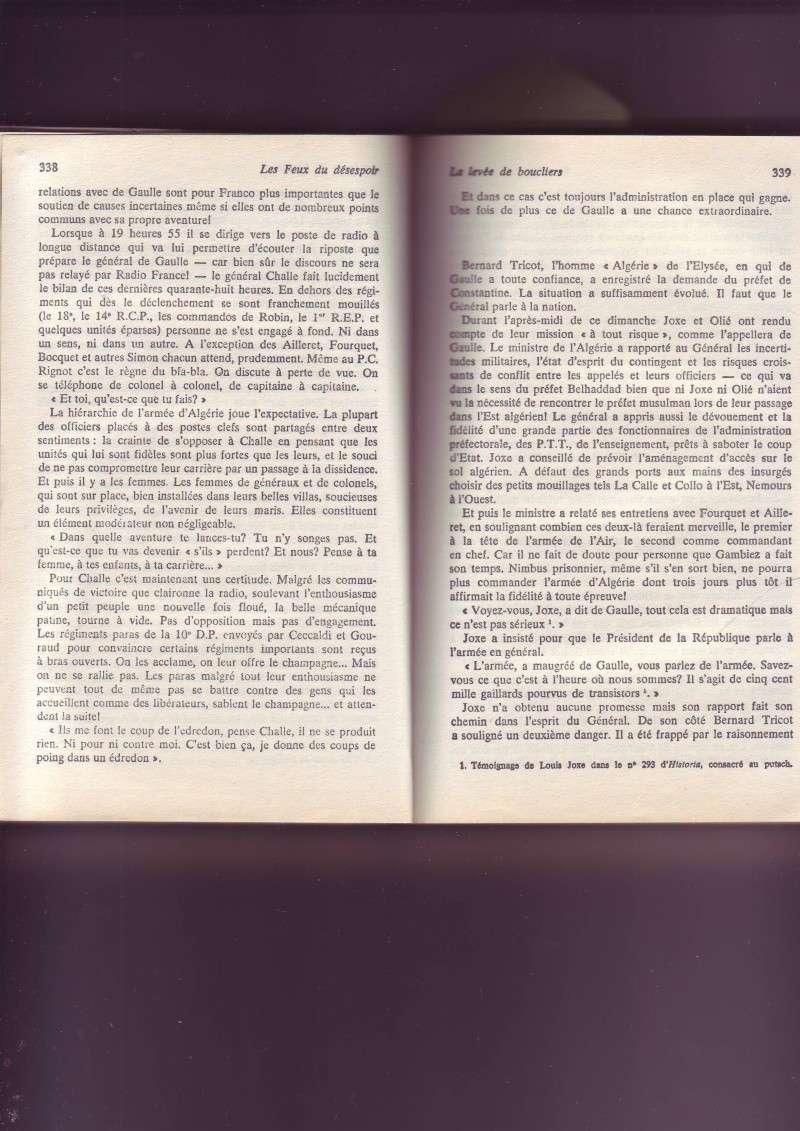 """-Le """"ratage"""" du putch des Généraux Alger 1961, les causes...... Image046"""
