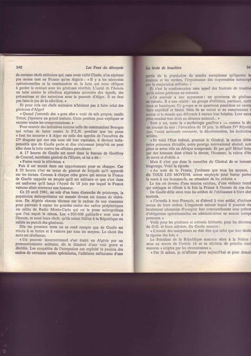 """-Le """"ratage"""" du putch des Généraux Alger 1961, les causes...... Image047"""