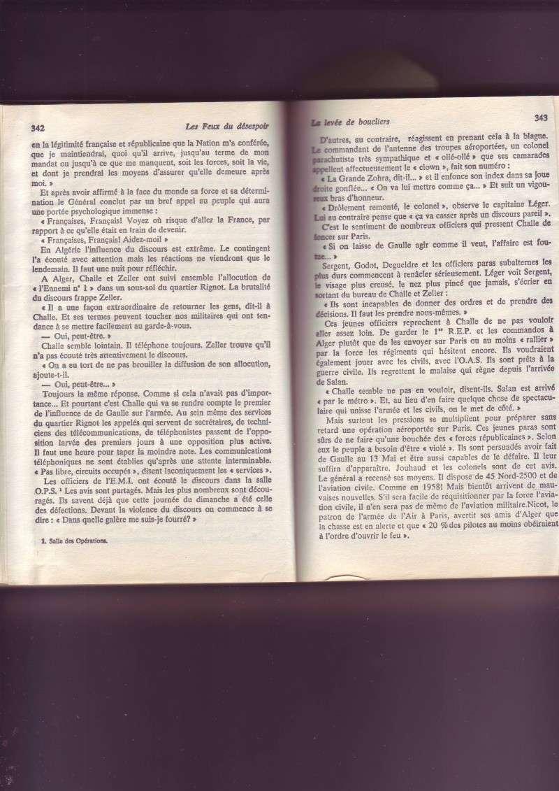 """-Le """"ratage"""" du putch des Généraux Alger 1961, les causes...... Image048"""