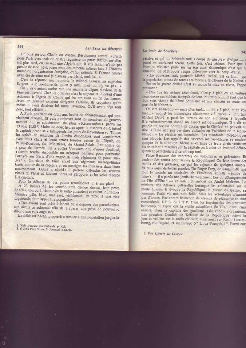 """-Le """"ratage"""" du putch des Généraux Alger 1961, les causes...... Image049"""