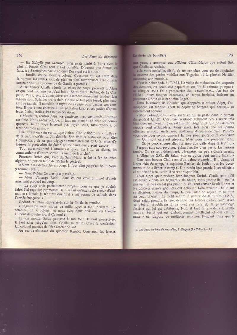 """-Le """"ratage"""" du putch des Généraux Alger 1961, les causes...... - Page 2 Image055"""