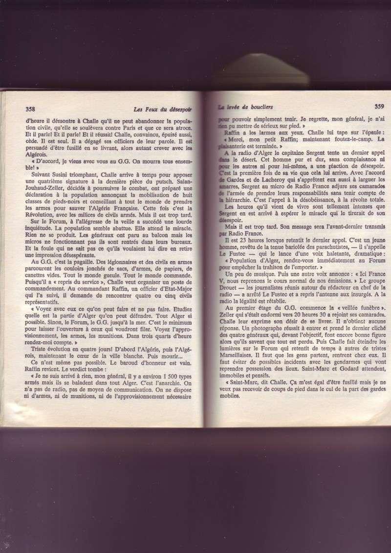 """-Le """"ratage"""" du putch des Généraux Alger 1961, les causes...... - Page 2 Image056"""