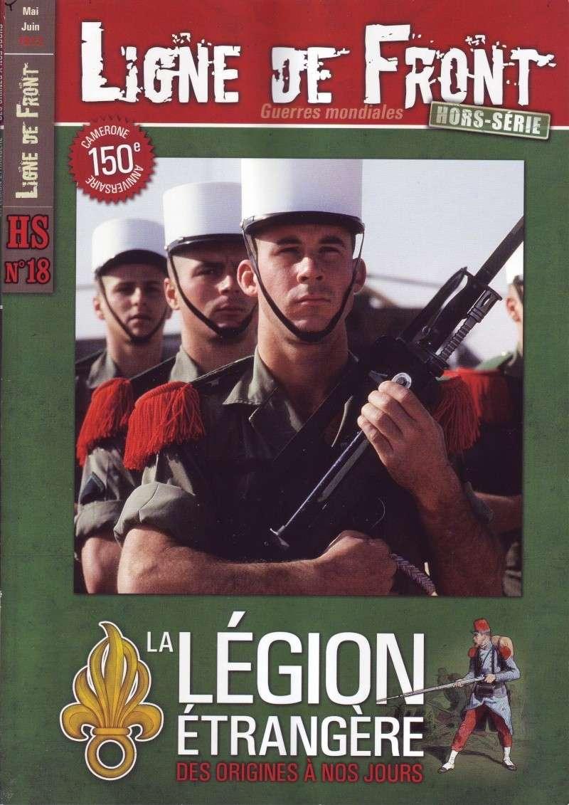- Les 150 ans de la Légion Etrangère, magazine, et des extraits Image064