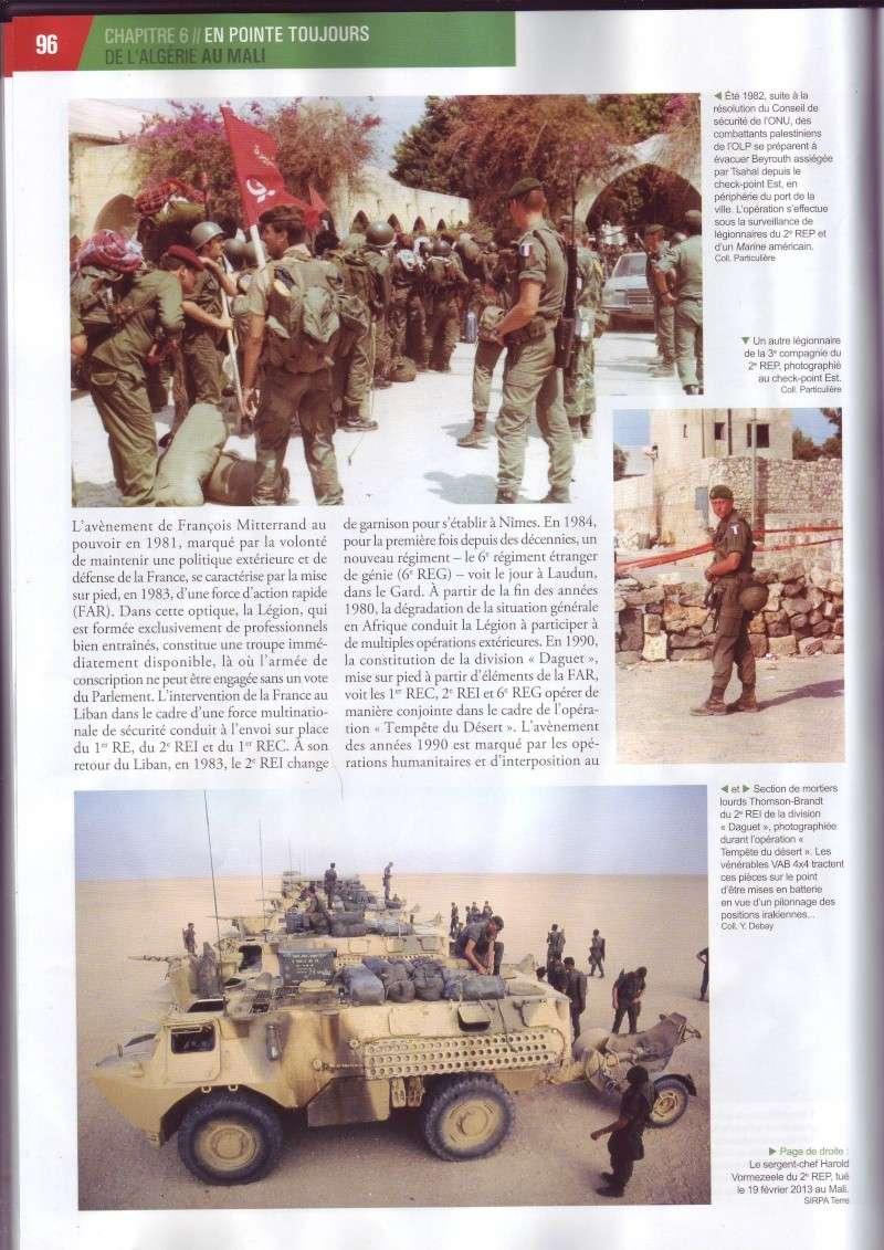 - Les 150 ans de la Légion Etrangère, magazine, et des extraits Image065