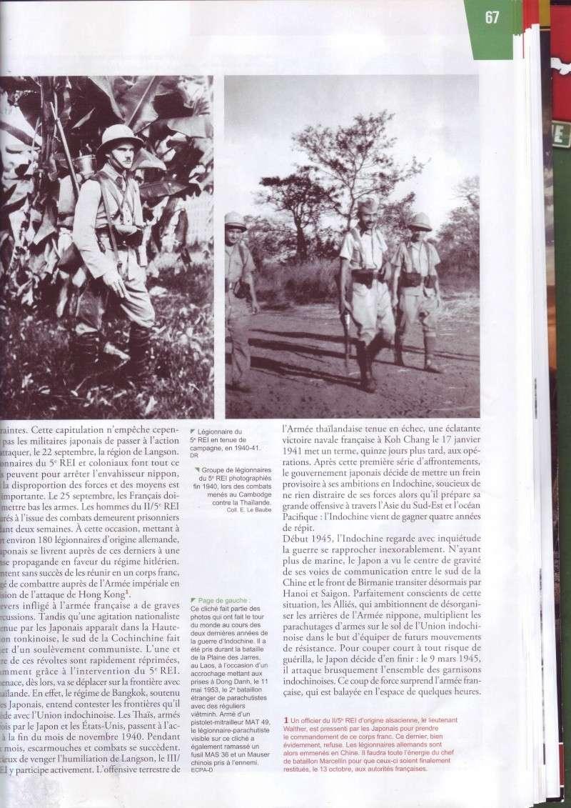 La Légion en Indochine - Reportages et photos. Image089
