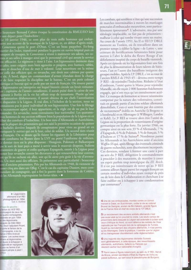 La Légion en Indochine - Reportages et photos. Image093
