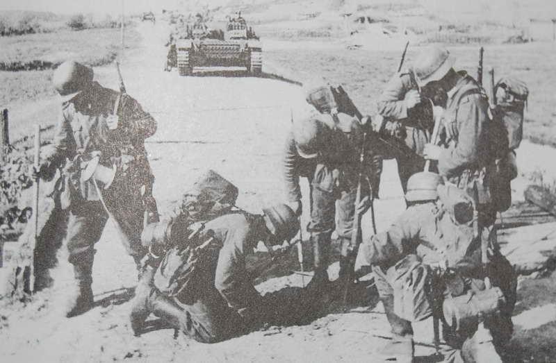 Binôme du génie KOURSK juillet 1943 Avec_e10