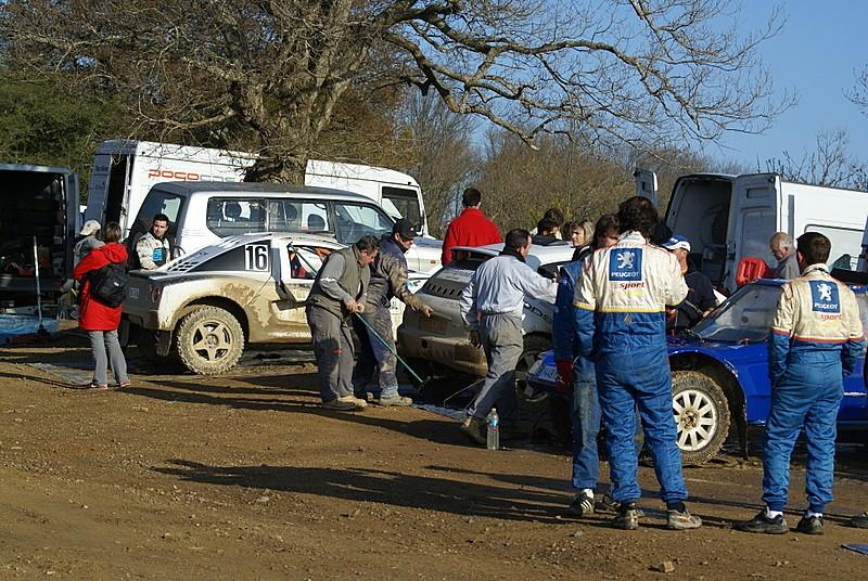 Assistance - Le rallye c'est aussi l'assistance (Kantia) Dsc08617
