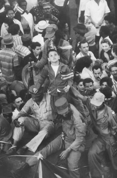 Así recibió el pueblo cubano a los rebeldes. Aaa1010