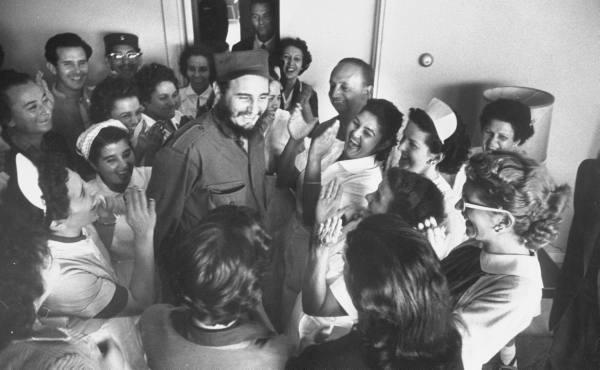 Así recibió el pueblo cubano a los rebeldes. Aaa810