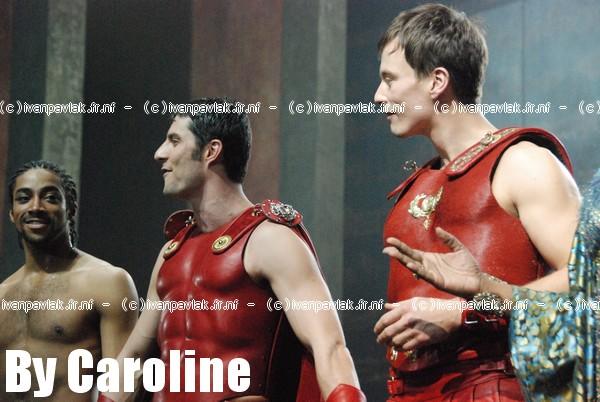 Cléopâtre : Ivan en Brutus Dsc_2212
