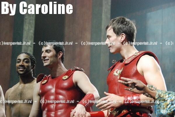 Cléopâtre : Ivan en Brutus Dsc_2214
