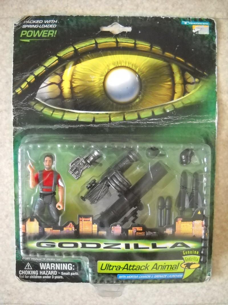 "figurines ""Godzilla"" 1998 Dscn0529"