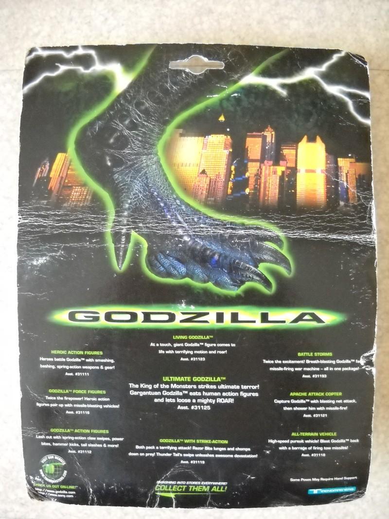 "figurines ""Godzilla"" 1998 Dscn0530"