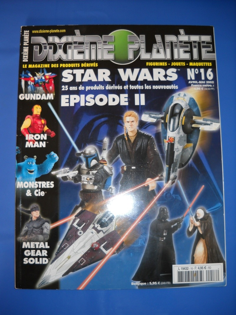 Les magazines Dixième Planète Dscn0640
