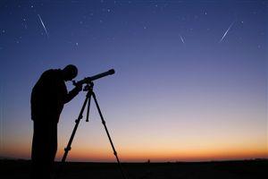Ce mois d'août est intéressant pour le passage des étoiles filantes. 46701810