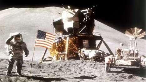 La Nasa prépare son retour sur la Lune Media155