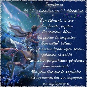 Ce que dit votre horoscope Sagitt10