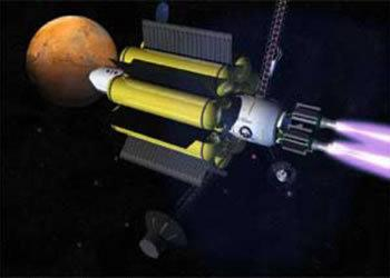Voyage vers Mars : Une bulle de plasma en guise de bouclier anti-radiations ? Untitl12